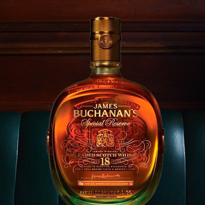 Buchanan's Spec Res. 18y