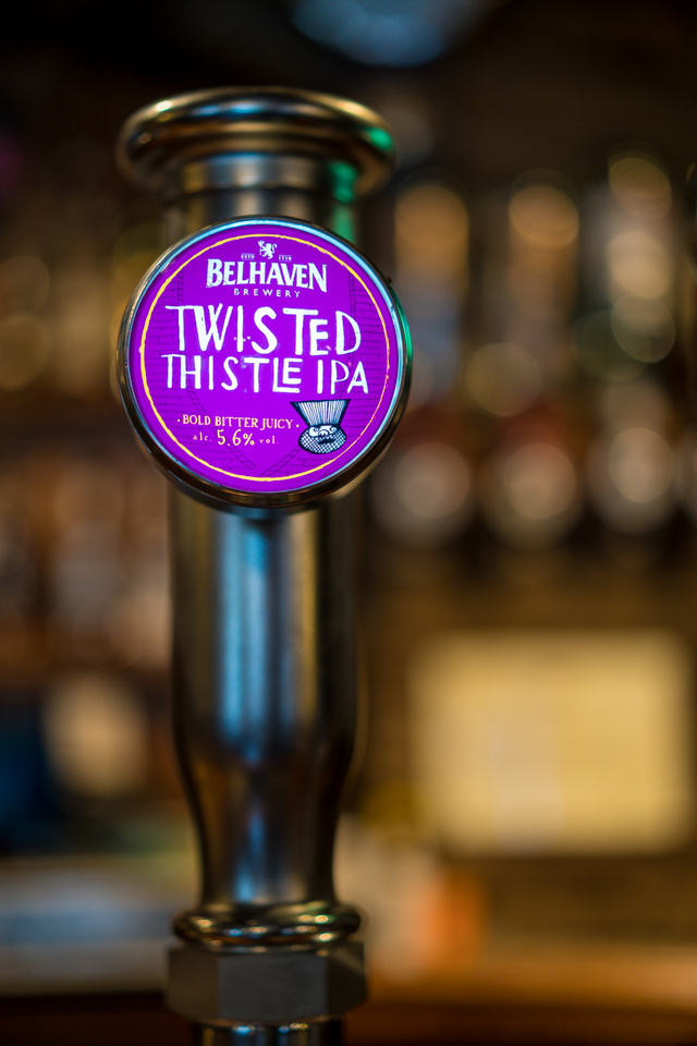 Uk's Guest Ale-Twisted Thistle IPA